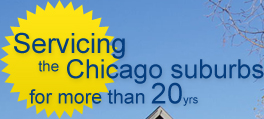 Servicing 					the Chicago suburbs for more than 20 years.